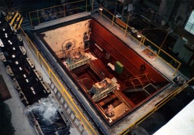 三井造船内 回転機B棟高速 大成工業